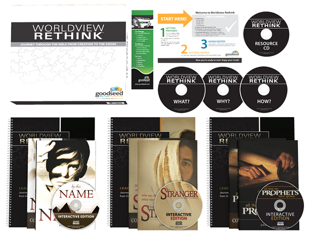 Worldview Rethink curriculum box