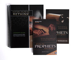 All that the Prophets have Spoken Leader's Guide and books